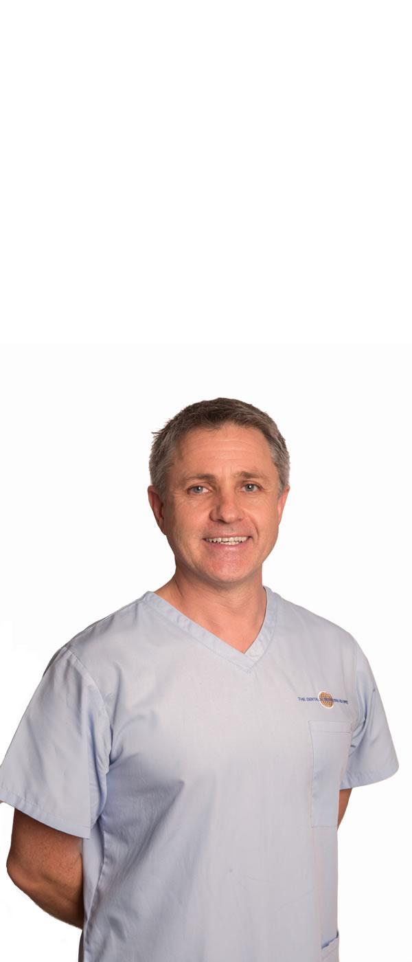 Dr. Peter Crossey
